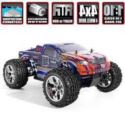 HSP 1/10 Scale 4wd RC Car Off Road Monster Truck Electric Po