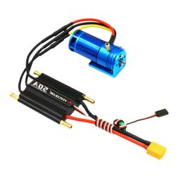 2-4S  RC Boat 2862-2800KV Water Cooled Brushless Outrunner M