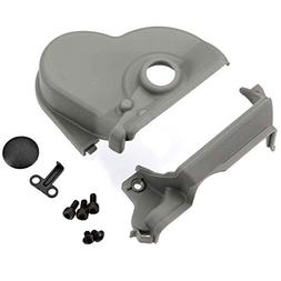 Traxxas 3977R Gear Cover and Dust Plug with Hardware