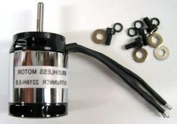 brushless electric outrunner motor 3550 kv