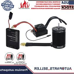 F540 4370KV Brushless Motor+60A ESC +Program Card Combo For