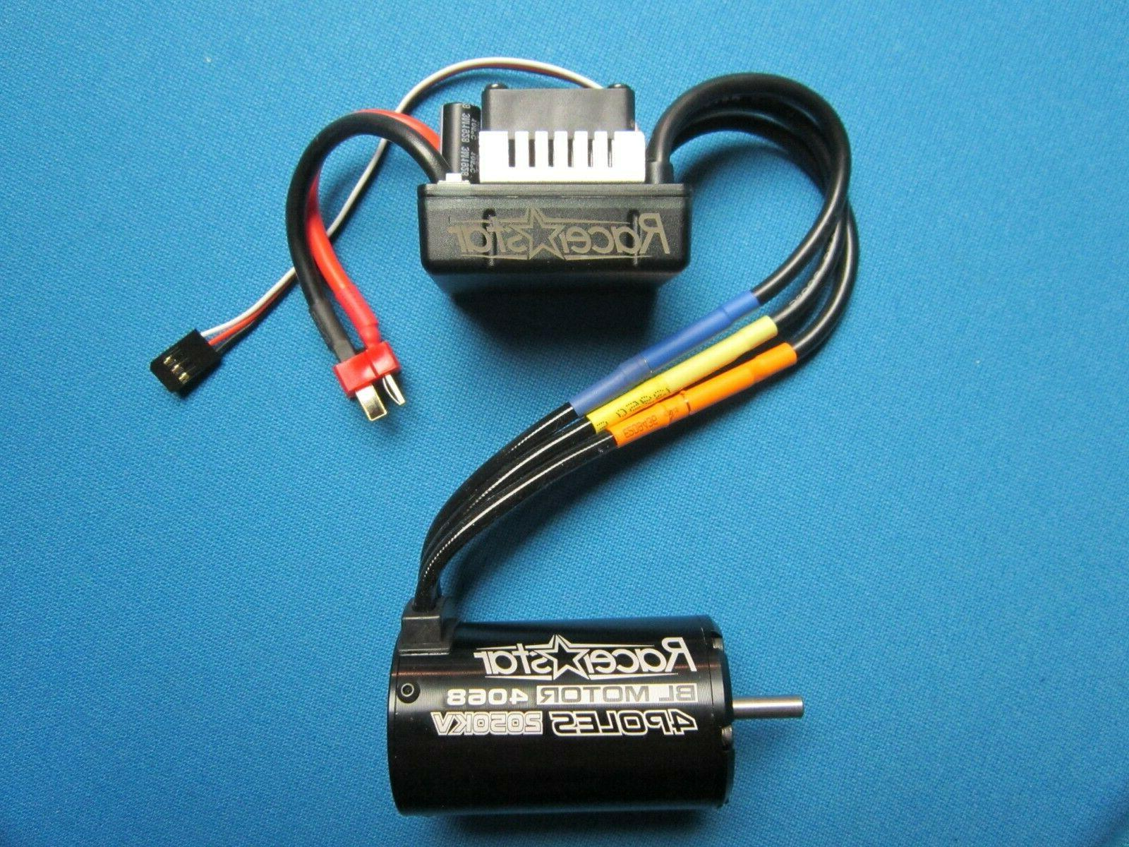 120a esc and 4068 brushless motor combo