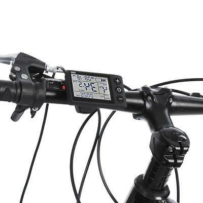 36-48V Brushless LCD Bicycle