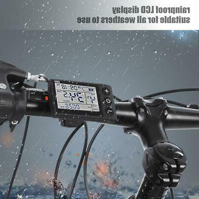 36-48V Electric Brushless Controller LCD Bicycle