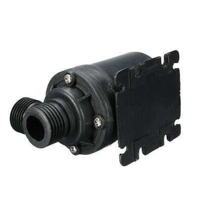 Ultra Quiet Mini 12V Brushless Submersible Water Pump