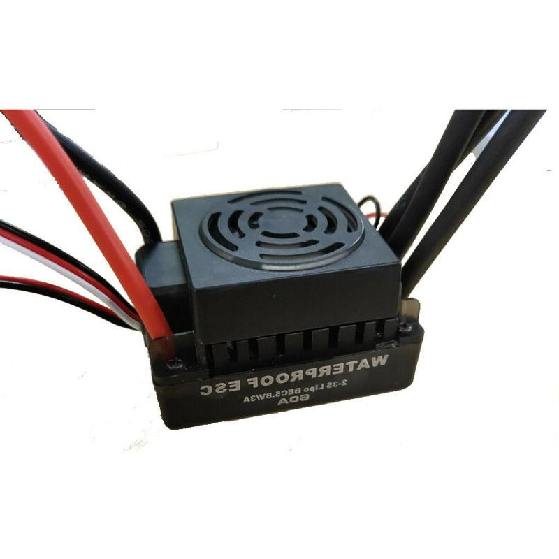 Waterproof Combo for RC Car
