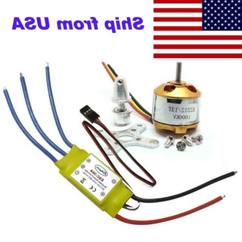 xxd a2212 1000kv brushless motor w 30a