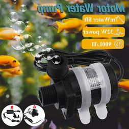 ltra Quiet DC 12V 32W Lift 7m 900L/H Brushless Motor Submers