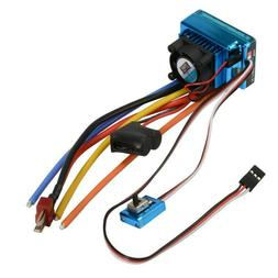 PCB 1:10 Brushless Sensored 120A ESC RC Cars Speed Controlle