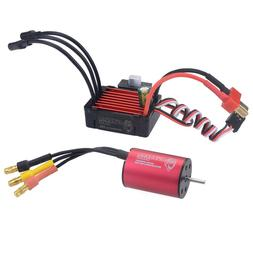 RC Waterproof 25A ESC Power Combo with 2030 4500KV Brushless