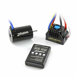 HobbyStar Short Course Combo 80A Brushless ESC 4300KV 550 4-