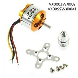 XXD A2212 Brushless Motor For RC Aircraft Multicopter Quadc
